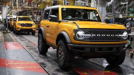 Arranca la producción, las primeras unidades de Ford Bronco están recién salidas del horno