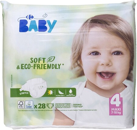 Panales Carrefour Baby Panales Ecologicos