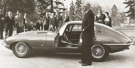 Jaguar E Type 60 Aniversario