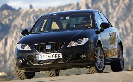 SEAT Exeo, recordando al Audi A4 con el que SEAT buscaba el éxito en el segmento D