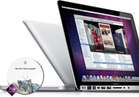 Qué hacer si después de actualizar a Snow Leopard el sistema vuelve a Mac OS X 10.4 o 10.5