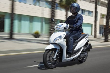 Honda Vision, el scooter más económico de su segmento