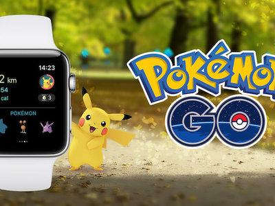 Pokémon GO ya está disponible para el Apple Watch