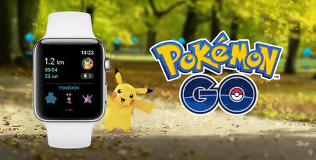 Pokémon GO ya está disponible para el Apple Watch