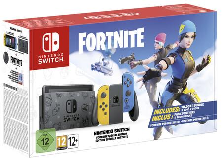 Switch Fortnite 2