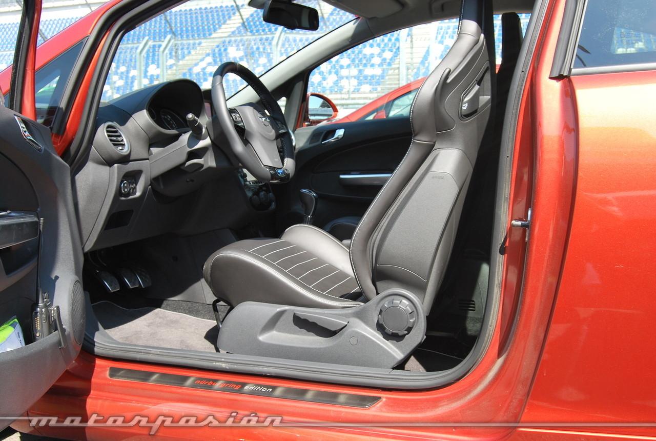 Foto de Opel Corsa OPC Nürburgring Edition (presentación) (17/28)