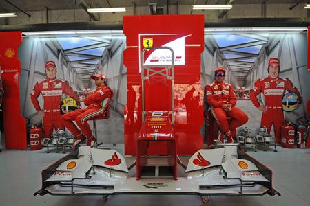 Fernando Alonso y Felipe Massa estarán en los test de Mugello