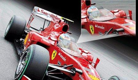 ¿Parabrisas para la Fórmula 1 del futuro?
