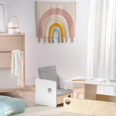 Kave Home lanza Kave Kids, con productos multifuncionales y con estilo para los peques de la casa