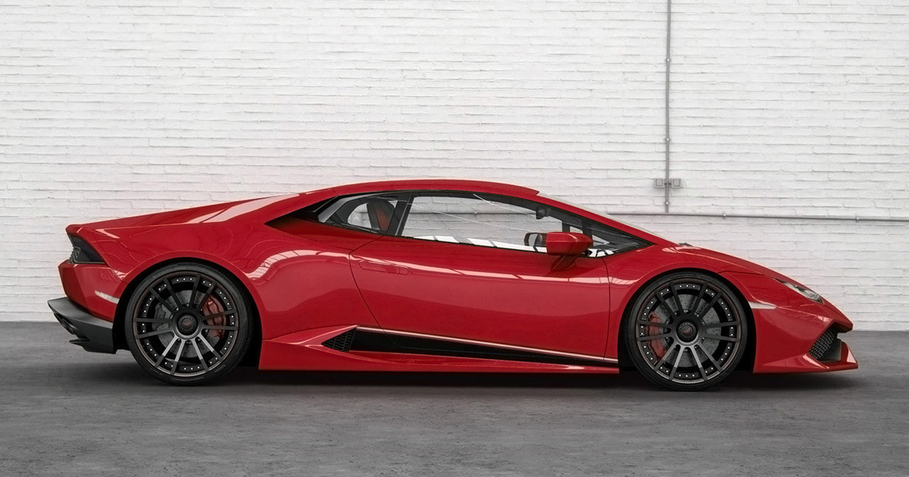 Foto de Lamborghini Huracan Wheelsandmore (1/10)