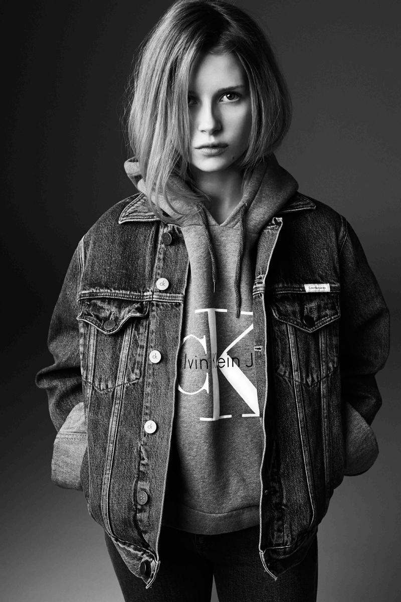 Foto de Lottie Moss para Calvin Klein Jeans y MyTheresa (4/7)