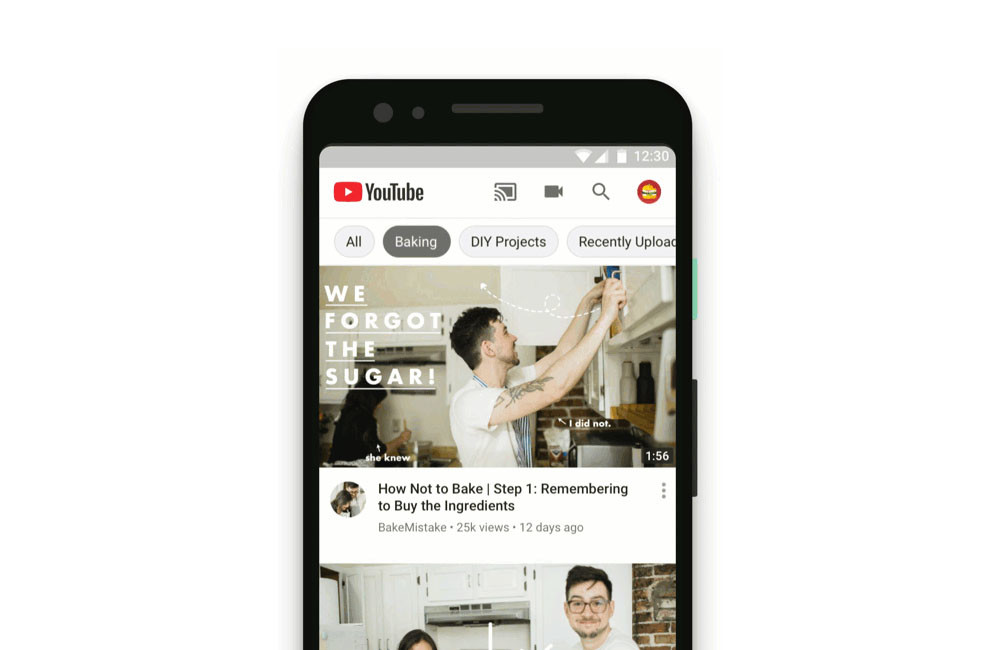 YouTube for Android gets three new developments that will give you more control over the suggestions