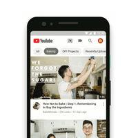 YouTube para Android presenta tres novedades que te darán más control sobre las sugerencias