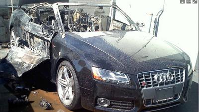 Dolorpasión™: Audi S5 Cabrio a la parrilla