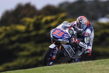 Fabio Di Giannantonio Moto3 Motogp Australia 2018
