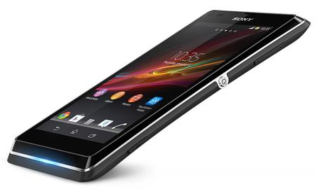 Sony Xperia L, un gama media más de los japoneses