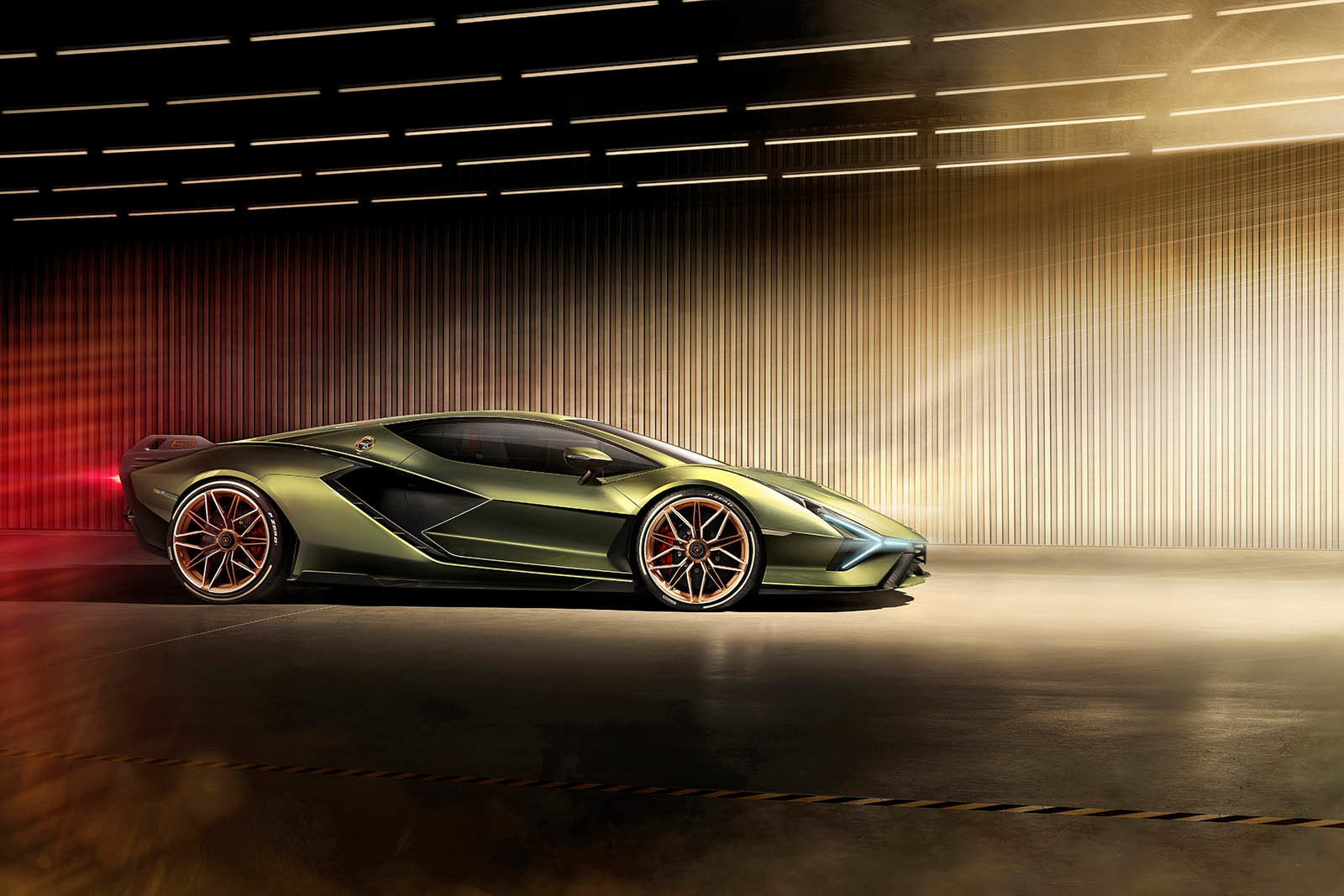 Foto de Lamborghini Siàn (12/18)
