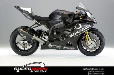 Luca Scassa, Anthony West y Alex Polita harán del British Superbikes un campeonato más internacional