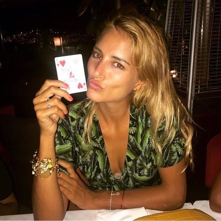 Alba Carrillo aprueba 1º de Instagram y nos enseña a su novio en un posado de lo más ideal