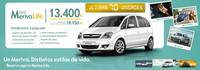 El viejo Opel Meriva se despide del mercado
