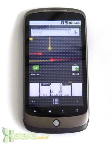 Nexus One Android 2 1