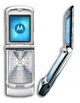 Motorola RAZR V3, un terminal abatible de gama alta extrafino