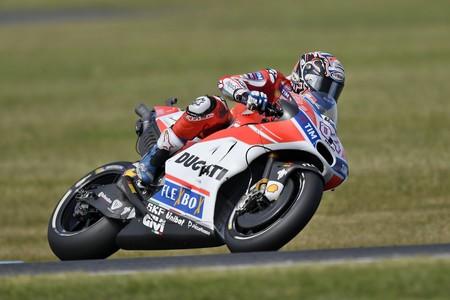 Andrea Dovizioso Motogp Australia 2017