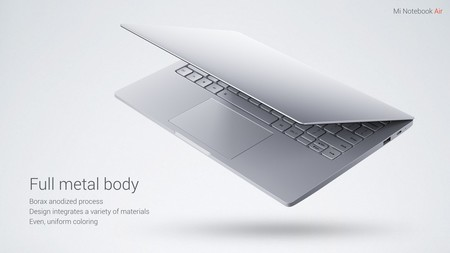 Portátil Xiaomi Mi Notebook Air por 452 euros en GearBest