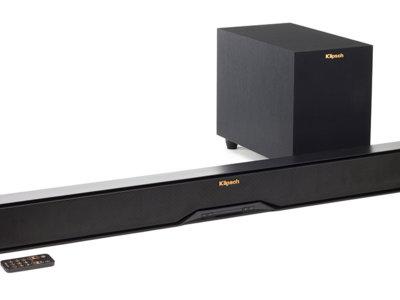 Klipsch ya tiene nueva barra de sonido compacta con subwoofer inalámbrico de gama media
