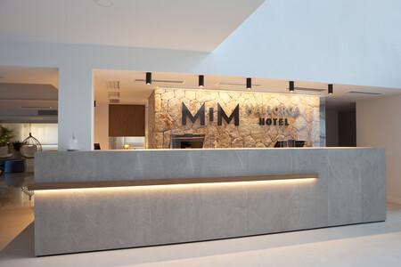 El hotel MIM Mallorca, propiedad de Leo Messi, muestra un diseño joven y desenfadado con influencia balear