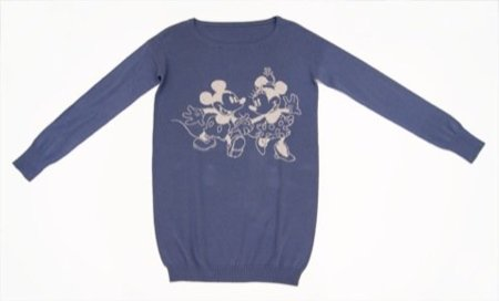 Bershka, Mickey Mouse