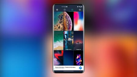 WaIP: con esta app puedes descargar los fondos de pantalla de los móviles más populares