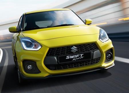 Suzuki Swift Sport 4