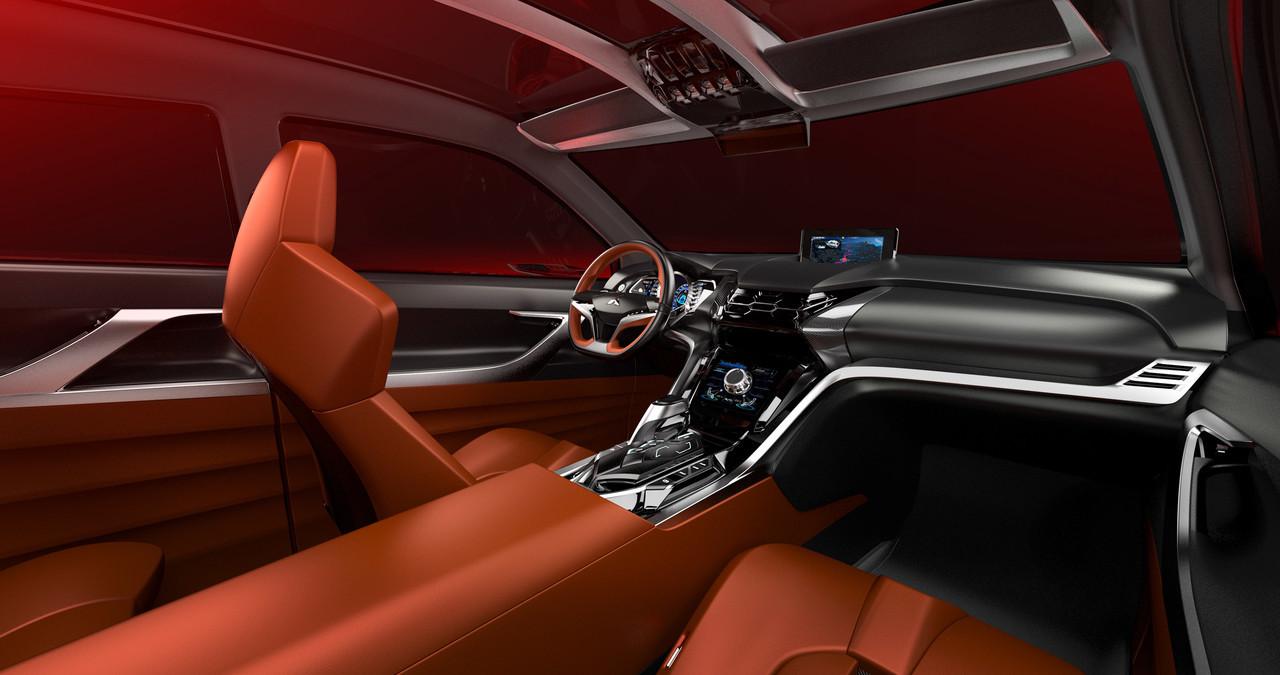 Foto de Mitsubishi XR-PHEV II Concept (6/27)