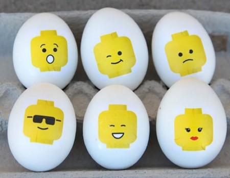 huevos lego 2