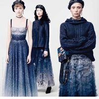 Les falta bostezar: la campaña más aburrida que hemos visto la firma Dior para este otoño 2017