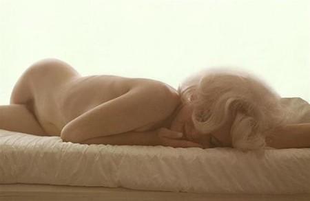 marilyn desnuda