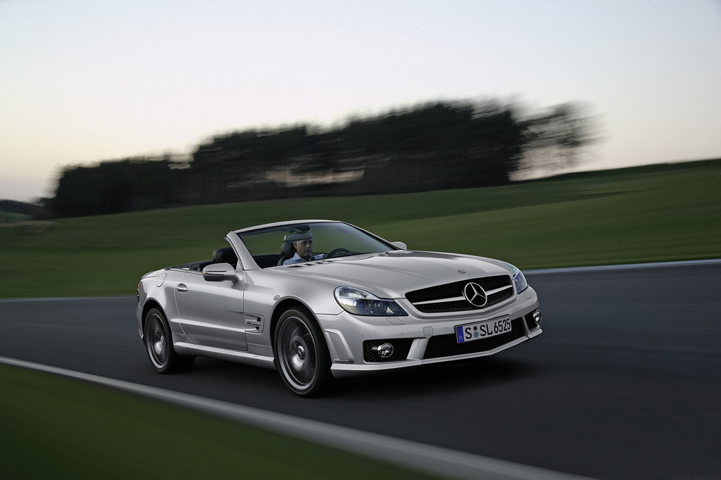 Foto de Mercedes-Benz SL 63 AMG y SL 65 AMG (8/10)