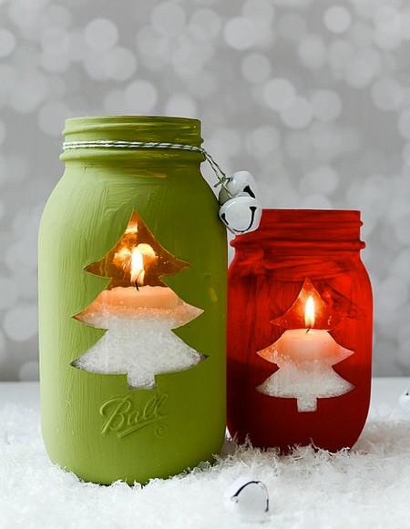 Velas Navidad 12