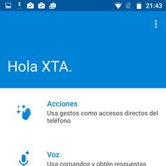 Foto 5 de 16 de la galería moto-z-play-software en Xataka Android
