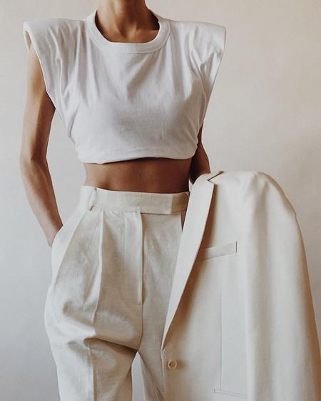 Outfit Blanco Verano 2020 02