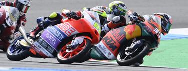 """Moto3, la categoría peligrosa que desmiente aquello de """"hasta que no pase algo grave no van a aprender"""""""