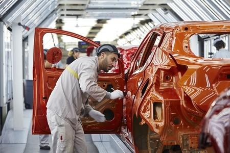 Fábrica Nissan Micra