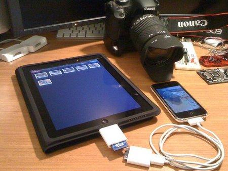 El iPad como herramienta para aprender fotografía
