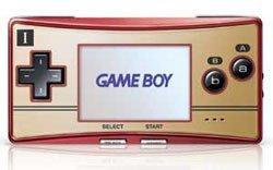 Gameboy micro retro conmemora los 20 años