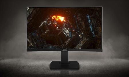Aprovecha las últimas unidades del ASUS TUF Gaming VG32VQ en PcComponentes para hacerte con un monitor gaming curvo de 32 pulgadas y gama alta ahorrando 80 euros