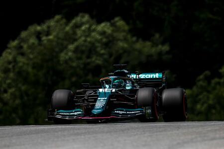 Stroll Estiria F1 2021