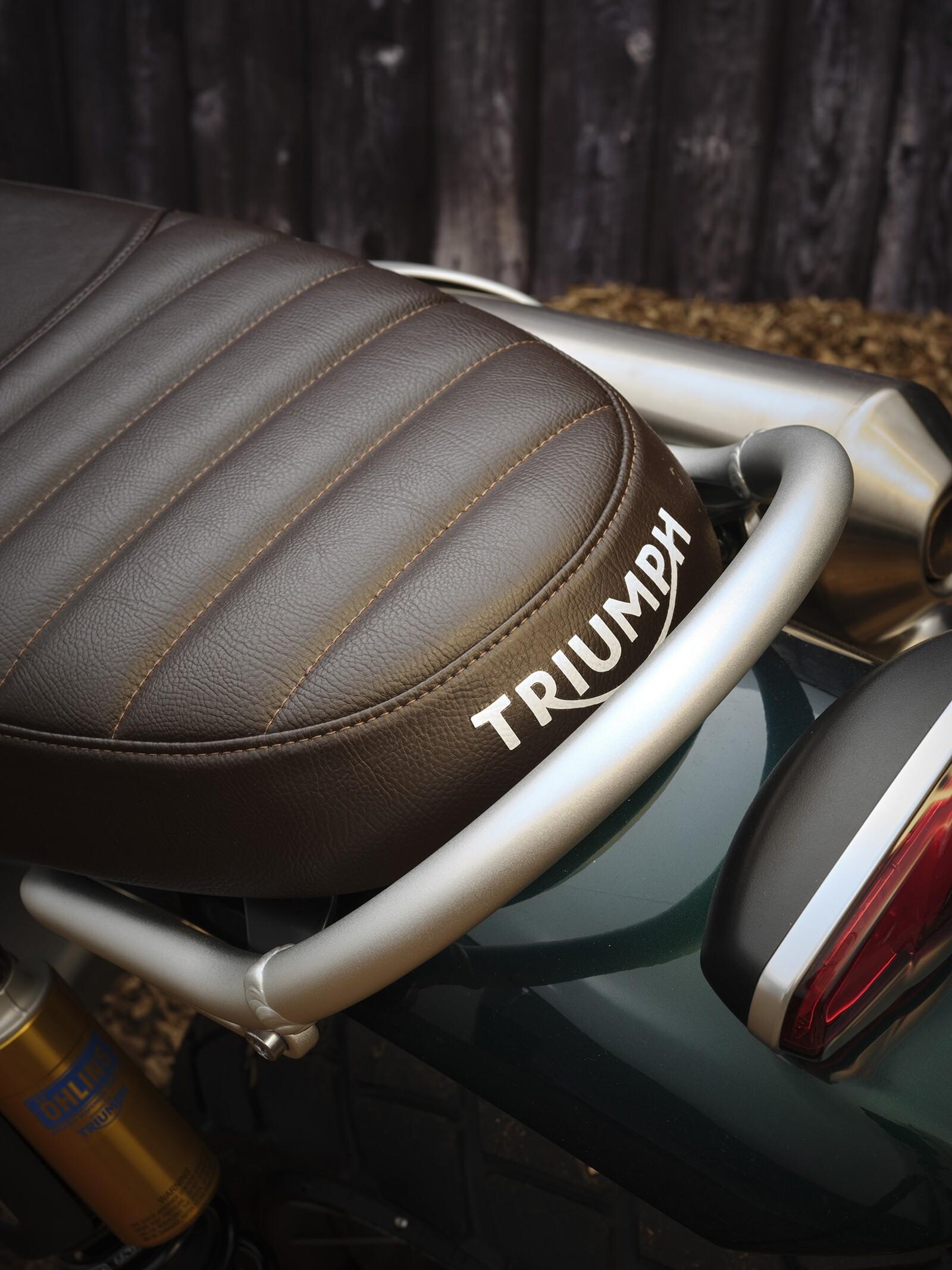 Foto de Triumph Scrambler 1200 2021 (53/69)