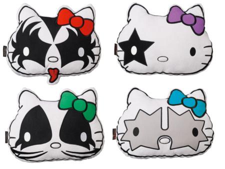 Medicom Toy convierte a Hello Kitty en los personajes de Kiss en su nueva colección