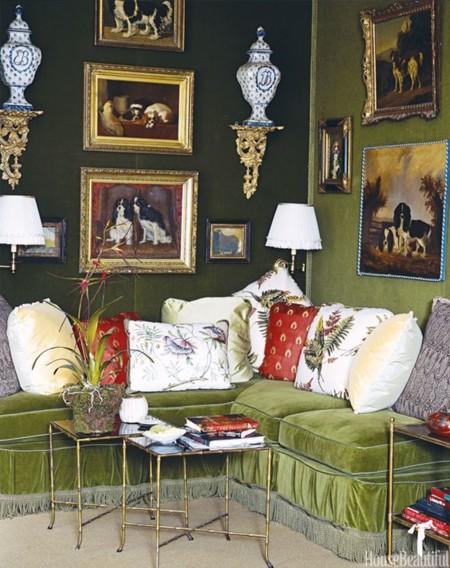 Sofa Terciopelo